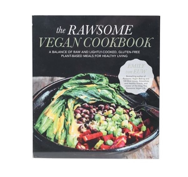 Home cleaning ripe n raw organics book the rawsome vegan cookbook by emily von euw forumfinder Choice Image