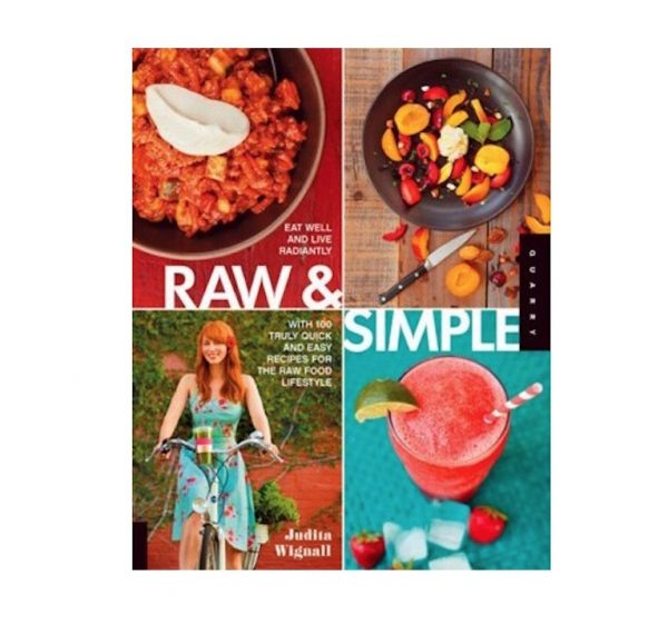 Home cleaning ripe n raw organics book raw simple by judita wignall forumfinder Gallery