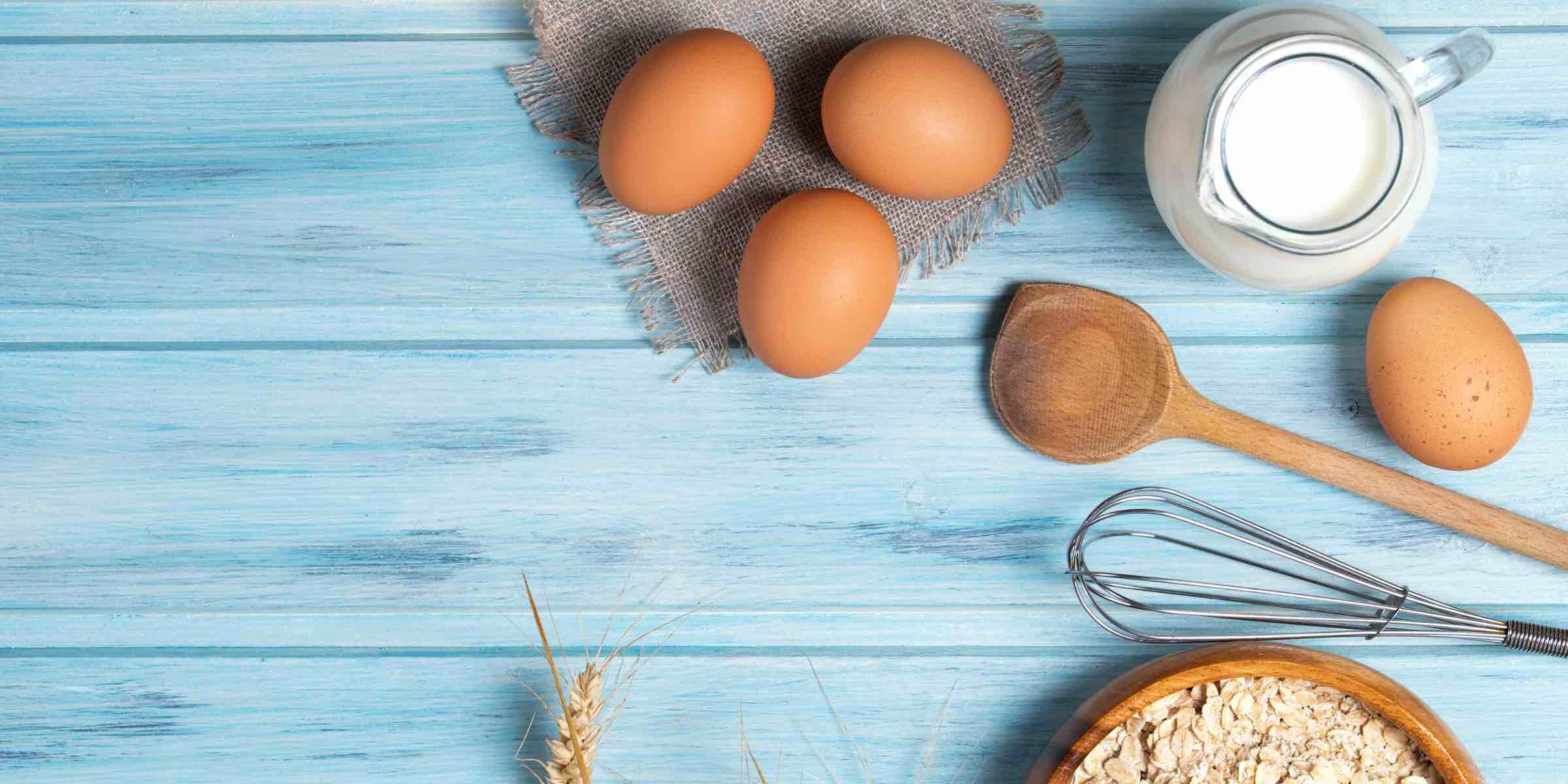 Eggs Dairy & Deli